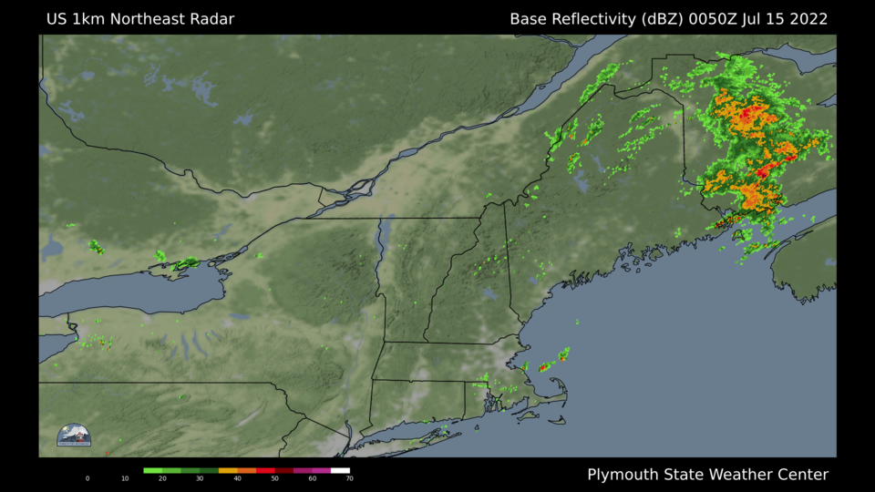 Plymouth State Radar
