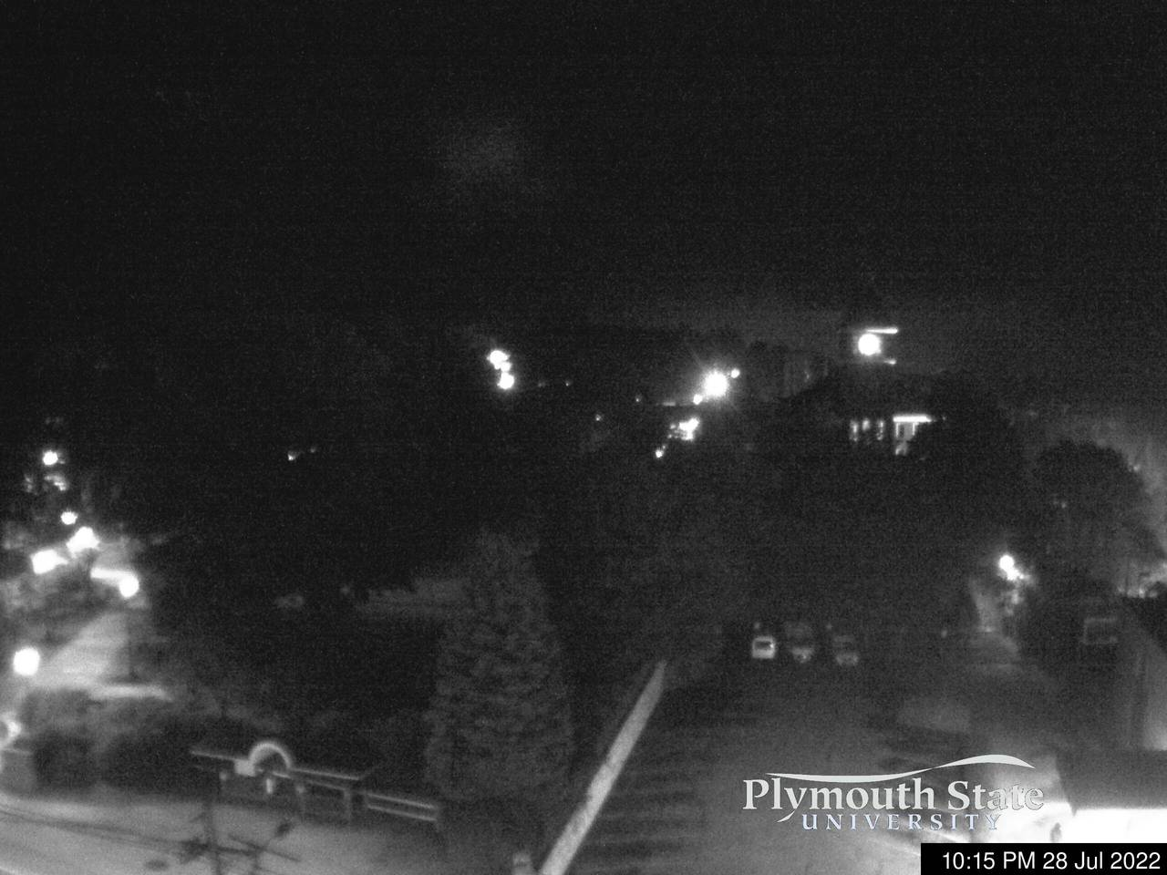 Plymouth State University Webcam